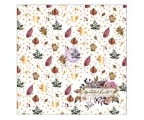 Prima Marketing Hello Pink Autumn 12x12 Inch Acetate Sheet (654511)