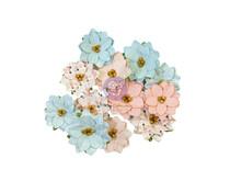 Prima Marketing Christmas Sparkle Flowers Peppermint Sweet (655341)