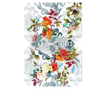 Re-Design with Prima Decor Transfers 24x35 Inch CeCe Sweet Dreaming (655778)