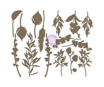 Prima Marketing Sharon Ziv Chipboard Diecuts Orchidea (15pcs) (930318)