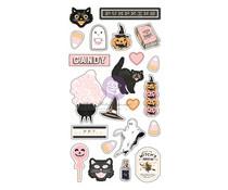 Prima Marketing Thirty-One Puffy Stickers (22pcs) (997304)