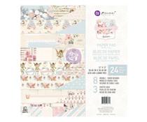 Prima Marketing Christmas Sparkle 12x12 Inch Paper Pad (997717)