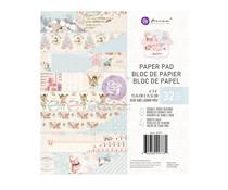 Prima Marketing Christmas Sparkle 6x6 Inch Paper Pad (997731)