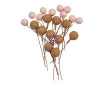 Prima Marketing Christmas Sparkle Beaded Berries (20pcs) (997847)