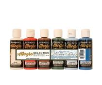Stamperia Allegro Paint Kit Winter Tales (6pcs) (KALKIT06)