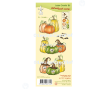 Leane Creatief Pumpkins Clear Stamps (55.7439)