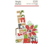 Simple Stories Simple Pages Page Pieces Hello December (15729)