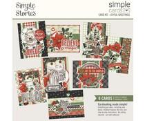 Simple Stories Simple Cards Card Kit 12x12 Inch Joyful Greetings (16035)