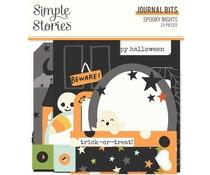 Simple Stories Spooky Nights Journal Bits (16417)