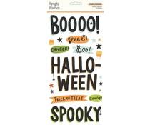 Simple Stories Spooky Nights Foam Stickers (16418)