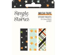 Simple Stories Spooky Nights Washi Tape (16422)