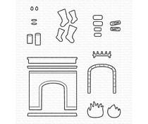 My Favorite Things Fireplace Die-namics (MFT-2093)