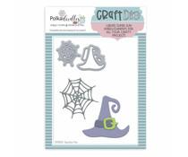 Polkadoodles Spooky Hat Dies (PD8201)