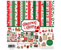 Carta Bella Christmas Cheer 12x12 Inch Collection Kit (CBCHR141016)