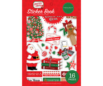 Carta Bella Christmas Cheer Sticker Book (CBCHR141029)