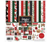 Carta Bella Happy Christmas Collection Kit (CBXM140016)