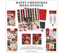 Carta Bella Happy Christmas Mega Bundle (CBXM140050)