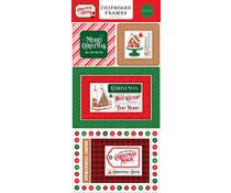 Carta Bella Christmas Cheer 6x13 Inch Chipboard Frames (CBCHR141065)