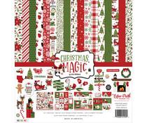 Echo Park Christmas Magic 12x12 Inch Collection Kit (CM254016)