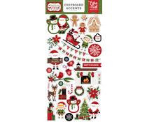 Echo Park Christmas Magic 6x13 Inch Chipboard Accents (CM254021)