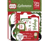 Echo Park Christmas Magic Ephemera (CM25024)
