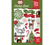 Echo Park Christmas Magic Sticker Book (CM254029)