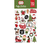 Echo Park Christmas Magic Puffy Stickers (CM254066)