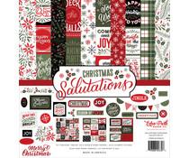 Echo Park Salutations Christmas 12x12 Inch Collection Kit (SAC255016)