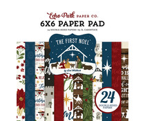 Echo Park The First Noel 6x6 Inch Paper Pad (TFN256023)