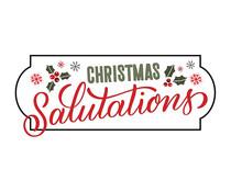 Salutations Christmas