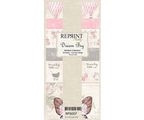 Reprint Dream Big Slimline Paper Pack (RPS007)