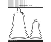 Simple and Basic Bell Tag Cutting Dies (SBD178)