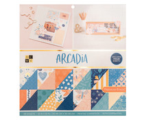 Die Cuts With a View Arcadia 12x12 Inch Paper Stack (624368)