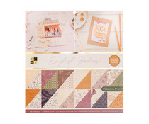 Die Cuts With a View English Garden 12x12 Inch Paper Stack (624370)