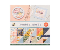 Die Cuts With a View Humble Abode 12x12 Inch Paper Stack (624379)