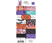 LDRS Creative Trick or Treat 4x9 Inch Paper Pack (LDRS4110)