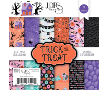 LDRS Creative Trick or Treat 6x6 Inch Paper Pack (LDRS4109)