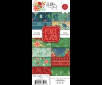 LDRS Creative Peace & Joy 4x9 Inch Paper Pack (LDRS4112)