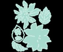 LDRS Creative Layered Poinsettia Dies (LDRS8256)