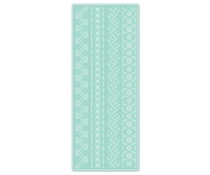 LDRS Creative Background Stitched II Slim Line Dies (LDRS8261)