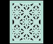 LDRS Creative Modern Geometric III A2 Cover Plate Dies (LDRS8259)