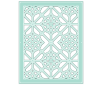 LDRS Creative Modern Geometric II A2 Cover Plate Dies (LDRS8258)