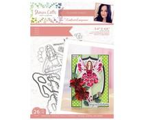 Crafter's Companion Flower Fairies Stamp & Die Rose (SCC-FF-STD-ROSE)