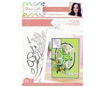 Crafter's Companion Flower Fairies Stamp & Die Jasmine (SCC-FF-STD-JASM)