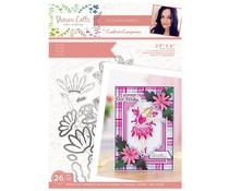 Crafter's Companion Flower Fairies Stamp & Die Aster (SCC-FF-STD-ASTE)
