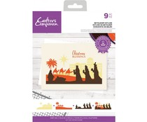 Crafter's Companion Bethlehem Skyline Clear Stamps (CC-STP-BETS)