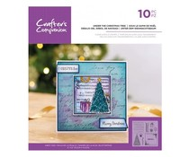 Crafter's Companion Under the Christmas Tree Clear Stamps (CC-ST-CA-UTCT)