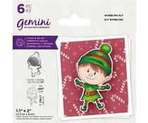 Gemini Wobbling Elf Stamp & Die (GEM-STD-WOBELF)