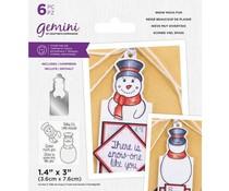 Gemini Snow Much Fun Stamp & Die (GEM-STD-SMF)