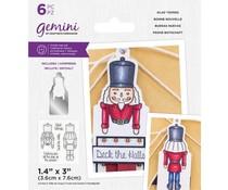 Gemini Glad Tidings Stamp & Die (GEM-STD-GLTI)